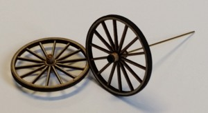 O Scale Wheel Kits