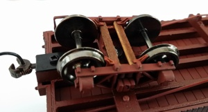 O Scale Inside Brake Kit